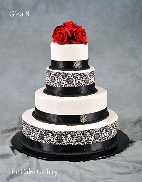 The Cake Artist Gina Vaccarino : Wedding Cake Photos The Cake Gallery Omaha