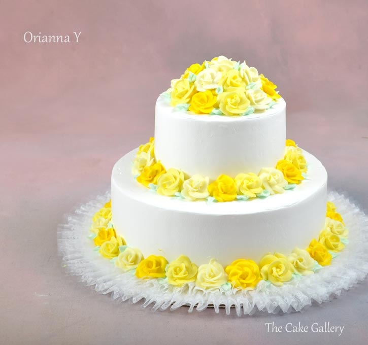 Wedding Cake Photos | The Cake Gallery Omaha