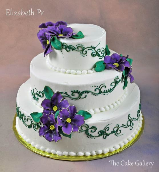 Photos of Wedding Cakes Omaha Ne