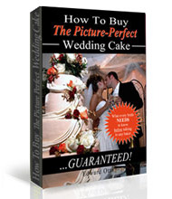 How To Buy The Picture-Perfect Wedding Cake...GUARANTEED!