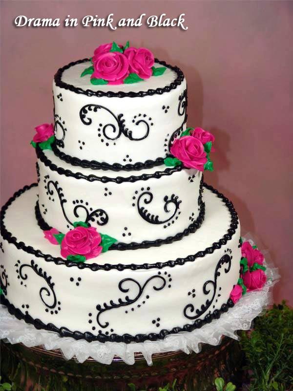 Everything About Fuchsia Black Themed Weddings Invitesweddings Com