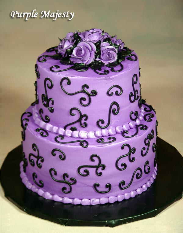 Omaha wedding cakes - The Cake Gallery - Wedding Cakes ...