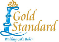 Every Gold Standard wedding cake baker, like The Cake Gallery, has incredible quality and customer service standards