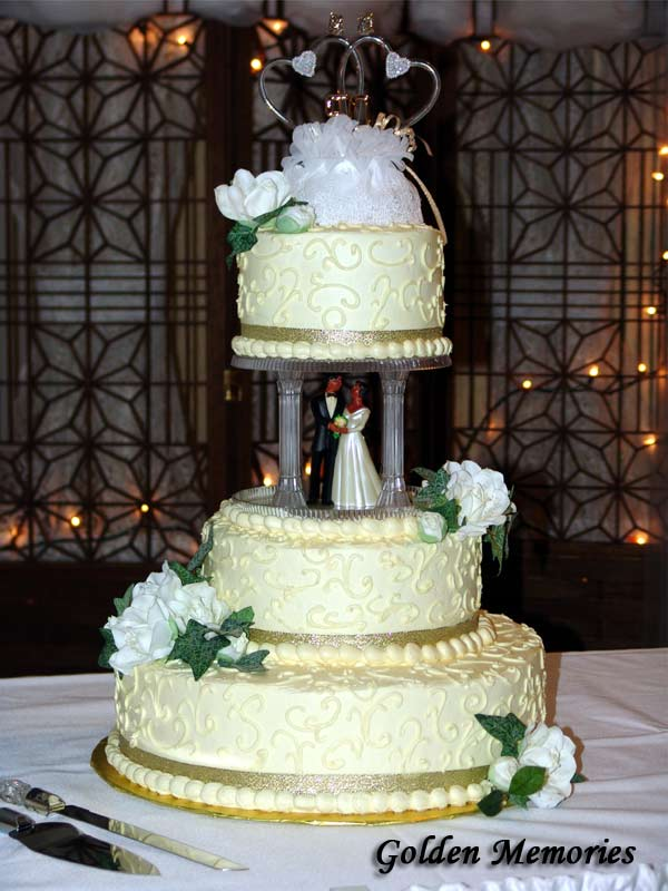 omaha wedding cakes the cake gallery wedding cakes photo gallery traditional. Black Bedroom Furniture Sets. Home Design Ideas