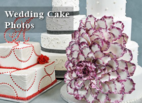 Wedding cake photos are added weekly, so come back often