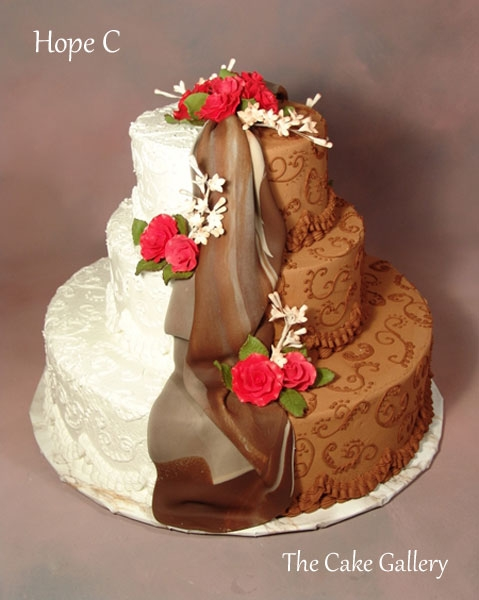 chocolate wedding cake gallery wedding cake photos the cake gallery omaha 12763